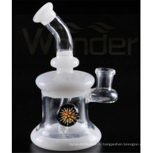 Wonder Factory Wholesale Verre Fumer Pipe D'eau
