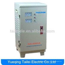 Regulador estabilizador monofásico de 8000W AC para refrigerador