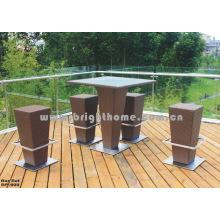 Bar Set / Bar Table / Bar Chair (BP-909)