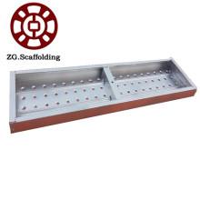 Cheap Galvanized Scaffolding Steel Plank
