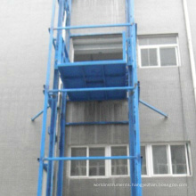 Good electric freight elevator hydraulic warehouse cargo lift