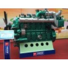 Générateur de gaz naturel de 500kVA 400kw Yuchai, générateur de GPL, Générateur de biogaz