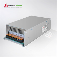 600w 24v switching power supply single output 24v 25a switch mode power supply