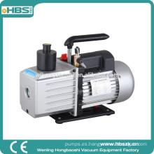 1/2 HP 4.5 CFM Bomba de vacío profunda de doble etapa Herramientas HVAC para refrigerante AC R410A