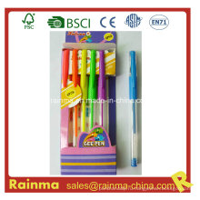 Упаковка для бумажной коробки Gel Pen 6PCS