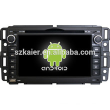 Fabrik direkt! Android 4.4 touchscreen auto dvd player für GMC + qual core + OEM