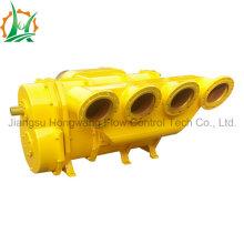 Meilleur traitement des eaux usées Pompe à rotor à came diesel