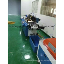 Satin-Etikett Siebdruckmaschine