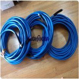 High Pressure Rubber Washing Hose, Smooth Surface Flexible Hose