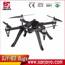 MJX B3 Bugs 3 RC Drone Motor Brushless com Gimbal 2.4G 6 eixos Gyro Quadcopter pode com Câmera Gopro