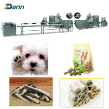Extrusion Single Screw Soft Dog Food Processing Line