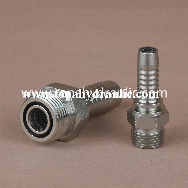 14211 Stainless Steel Hydraulic Fitting