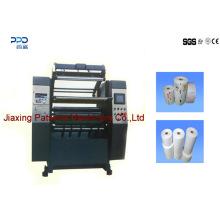 Neuestes Modell Thermische Papierrollenslitting Rewinding Machine