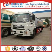 DFAC 4X2 Vehículo de repostaje, camión de combustible para aviones de aviación, camión cisterna móvil de gas para la venta