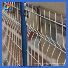Welded Wire Mesh Fence/Triangle Bending Fence/Garden Fence