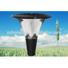 Garden Park praça 30W alumínio LED jardim lâmpada com lente óptica / luzes LED