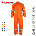 Hi vis fr for coverall with reflective tape