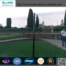 Easily Assembled PVC Steel Wire Mesh Fence