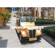 Energy Saving full Electric Powered Resort Vehicle Classic