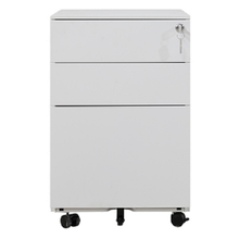 Office Furniture Mobile Pedestal Steel Filing Cabinet