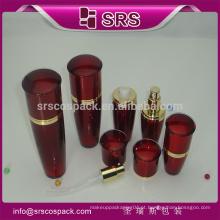 China fabricante embalagem, garrafas de cosméticos para loção e creme de corpo recipiente