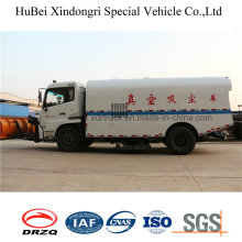 Dongfeng Euro4 Vacuum Sweeping Truck with Cummins Engine