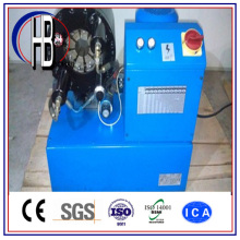 Machine de sertissage de tuyau hydraulique caoutchouc prix
