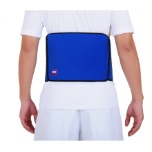 Physical therapy cold gel pack for back pain