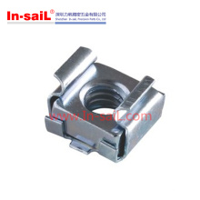 2016 Wholesale Steel Square Cage Nut Manufacturer
