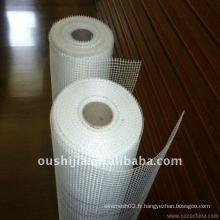 Mesh à faible forme de fibre de verre (usine)
