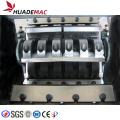 Máquina de trituração de plástico / Britador forte de garrafas PET
