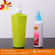 Frasco de perfume arabian plástico de PET de 125ml 250ml