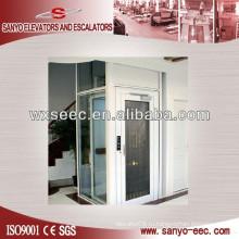 Автомобильный лифт для дома и виллы