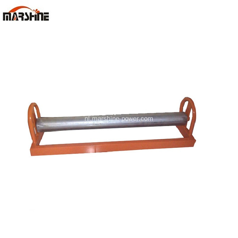 Draw Off Horizontal Pipe Cable Roller