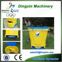 100% NEW PP Electric manual fertilizer spreader