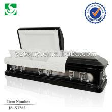 JS-ST562 American Style 18 Gage steel caskets