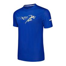 Camiseta deportiva pareja de alta calidad.