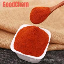 Hot Sale Chine approvisionnement en vrac naturel déshydraté poudre de poivron rouge séché