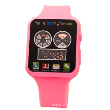 New Arrival Kids Multi-function Silicone Digital Watch