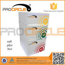 Wholesale Sit-ups Foam Soft Plyo Box
