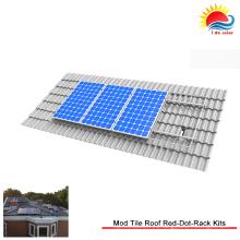 Montaje barato en panel solar en bastidor (MD0265)
