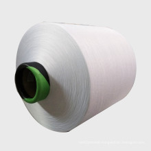 vietnam FDY and DTY 100% recycled material 500D denier polyester yarn for woven label