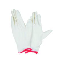 Gant de doublure en polyster sans soudure 13G avec gant recouvert de PU