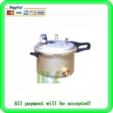 Esterilizador-MSLPS04W Esterilizador portátil de vapor a presión con aluminio