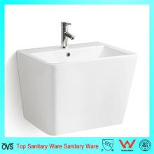 Sanitary Ware Wall-Hung Pedestal Basin