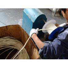 Enrouleur d'emballage simple pour l'emballage de presse-étoupe