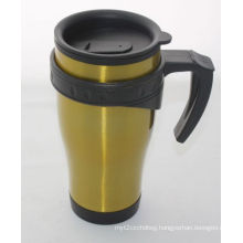 16oz Colorful Stainless Steel Automotive Mug