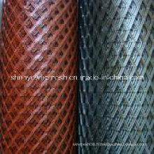 Treillis métallique renforcé en aluminium résistant