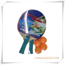 Werbe-Ping-Pong-Schläger als Geschenk (OS08006)