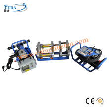 Hochdruck-HDPE-Rohr-Plastik-Schweißgerät